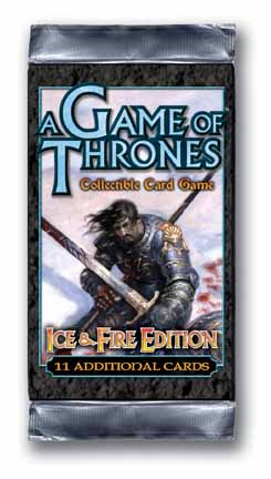 A Game of Thrones (CCG): Ice & Fire Booster (engl.)