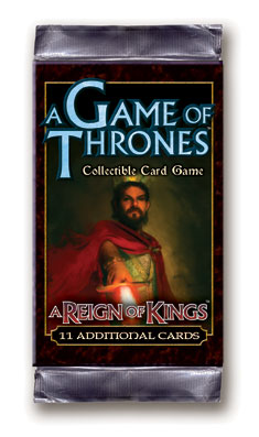 A Game of Thrones (CCG): Reign of Kings Booster (engl.)