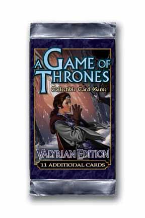 A Game of Thrones (CCG): Valyrian Booster (engl.)