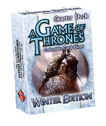 A Game of Thrones (CCG): Winter Starter (engl.)