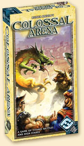 Colossal Arena (2nd. Ed.) (engl.)