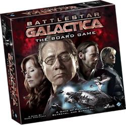 Battlestar Galactica: Boardgame (engl.)