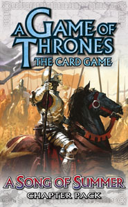 A Game of Thrones (LCG): Song of Summer Pack (engl.)
