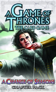 A Game of Thrones (LCG): Change of Seasons Pack (engl.)