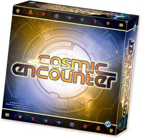Cosmic Encounter (engl.)