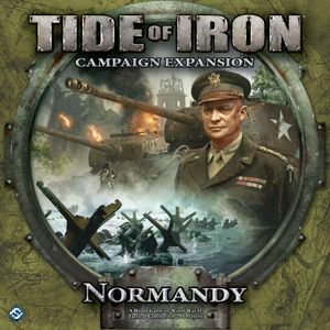 Tide of Iron: Normandy (Exp.) (engl.)