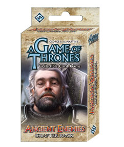 A Game of Thrones (LCG): Ancient Enemies Pack (engl.)