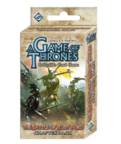 A Game of Thrones (LCG): Battle of Ruby Pack (engl.)