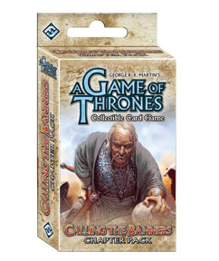 A Game of Thrones (LCG): Calling the Banners Pack (engl.)