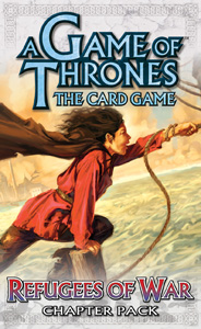 A Game of Thrones (LCG): Refugees of War Pack (engl.)