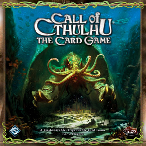 Call of Cthulhu (LCG): Card Game Core Set (engl.)