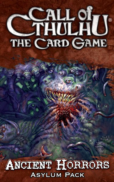 Call of Cthulhu (LCG): Ancient Horror Pack (engl.)