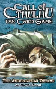 Call of Cthulhu (LCG): Antediluvian Dreams Pack (engl.)