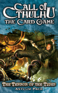 Call of Cthulhu (LCG): Terror of the Tides Pack (engl.)
