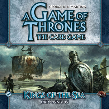 A Game of Thrones (LCG): Kings of the Sea Exp. (engl.)