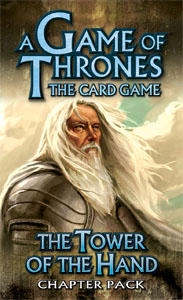 A Game of Thrones (LCG): The Tower of the Hand Pack (engl.)