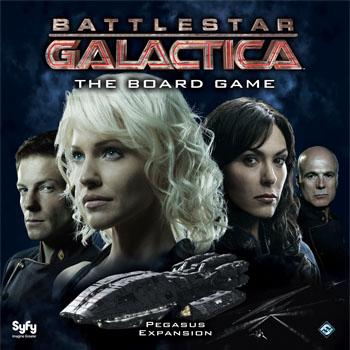 Battlestar Galactica: Pegasus (Exp.) (engl.)