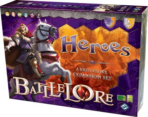 BattleLore: Heroes (Exp.) (engl.)