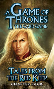A Game of Thrones (LCG): Tales from the Red Keep Pack (engl.)