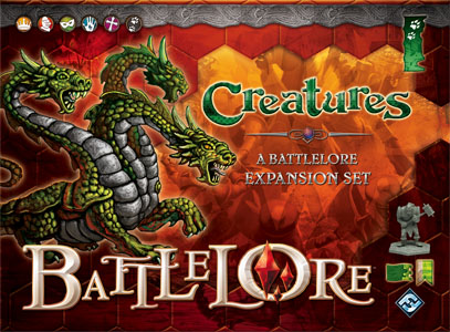 BattleLore: Creatures (Exp.) (engl.)