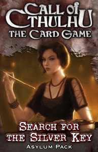 Call of Cthulhu (LCG): Search for Silver Key Pack (engl.)