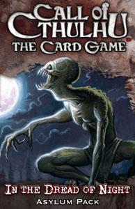 Call of Cthulhu (LCG): In the Dread of Night Pack (engl.)