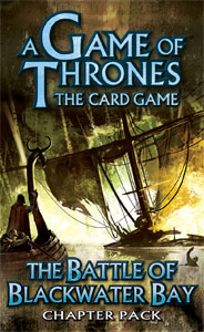 A Game of Thrones (LCG): Battle of Blackwater Bay Pack (engl.)