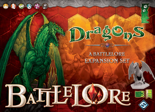 BattleLore: Dragons (Exp.) (engl.)
