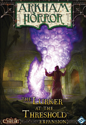 Arkham Horror: Lurker at the Treshold (Exp.) (engl.)