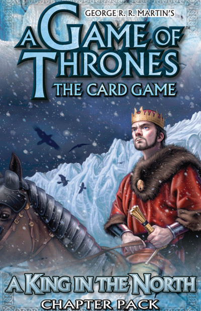 A Game of Thrones (LCG): King in the North Exp. (engl.)