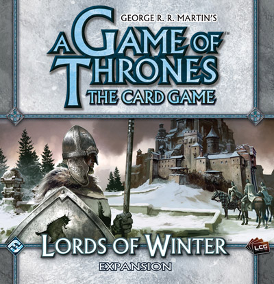 A Game of Thrones (LCG): Lords of Winter Exp. (engl.)