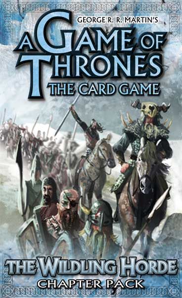 A Game of Thrones (LCG): The Wildling Horde (Exp.) (engl.)