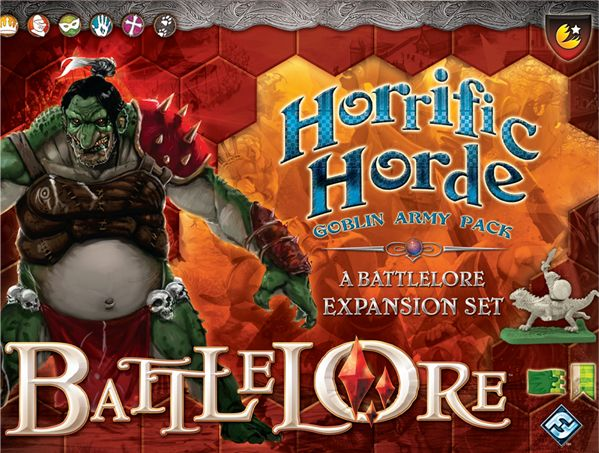 BattleLore: Horrific Horde (Exp.) (engl.)