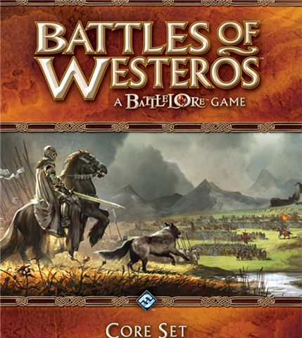 Battles of Westeros Boardgame (engl.)