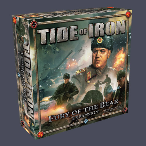 Tide of Iron: Fury of the Bear (Exp.) (engl.)