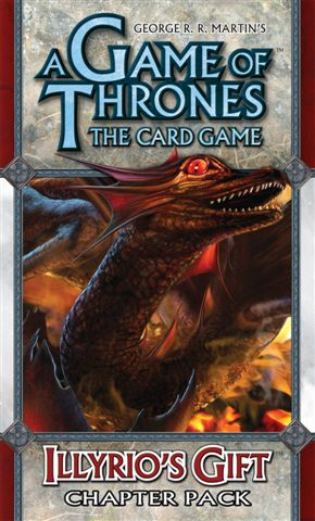 A Game of Thrones (LCG): Illyrio`s Gift Chapter Pack (engl.)