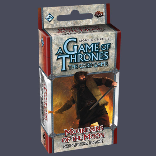 A Game of Thrones (LCG): Mountains of the Moon (Exp.) (engl.)
