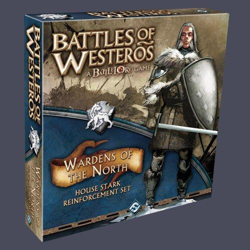 Battles of Westeros: Wardens of North (Exp.) (engl.)