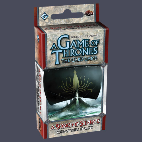 A Game of Thrones (LCG): A Song of Silence (Exp.) (engl.)