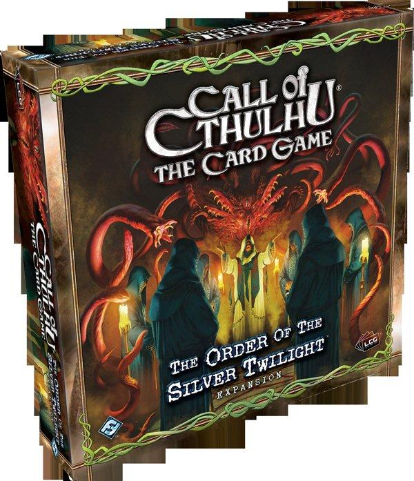 Call of Cthulhu (LCG): The Order of the Silver Twilight (Exp.) (