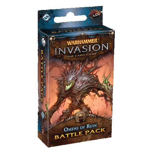 Warhammer Invasion: Omens of Ruin (Exp.) (engl.)