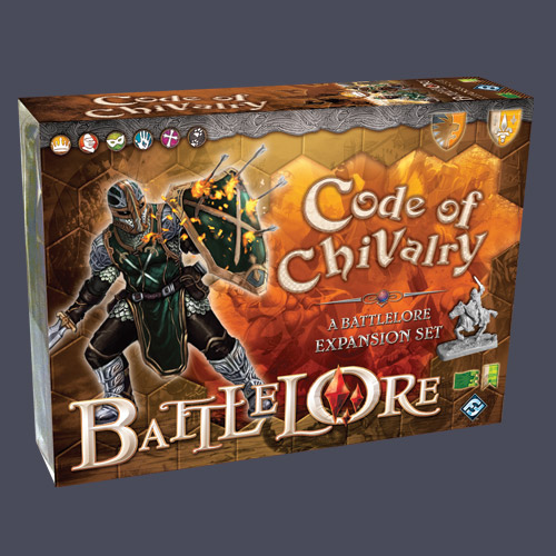 BattleLore: Code of Chivalry (Exp.) (engl.)