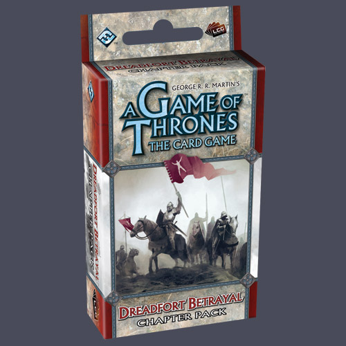 A Game of Thrones (LCG): Dreadfort Betrayal Pack (engl.)