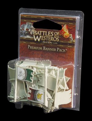 Battles of Westeros: Banner Replacement Pack (engl.)