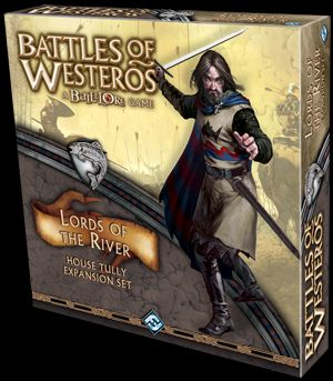 Battles of Westeros: Lords of the River (Exp.) (engl.)
