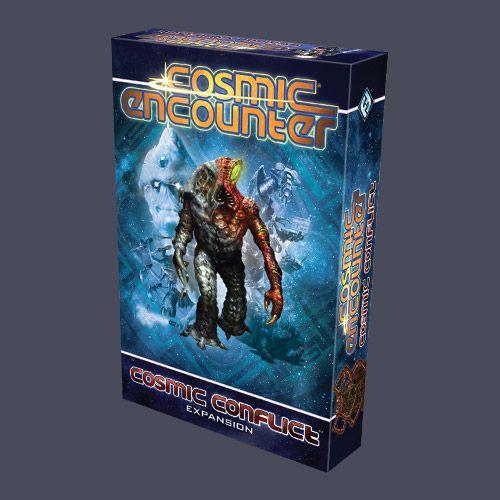 Cosmic Encounter: Cosmic Conflict (Exp.) (engl.)