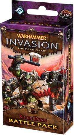 Warhammer Invasion: Rising Dawn (Exp.) (engl.)