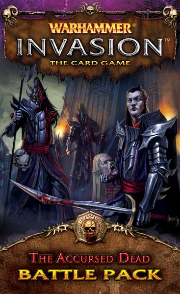 Warhammer Invasion: The Accursed Dead (Exp.) (engl.)