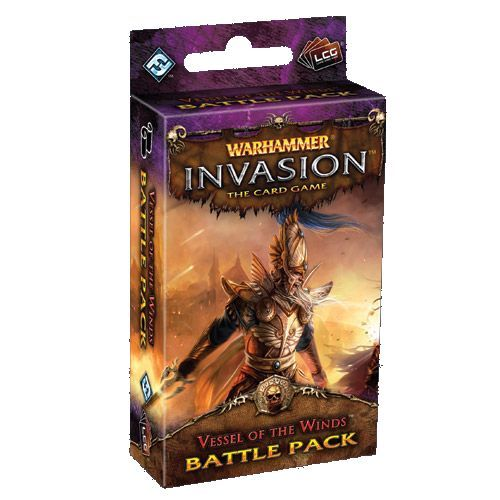 Warhammer Invasion: Invasion: Vessel of the Winds (Exp.)