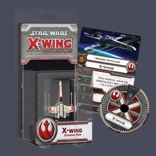 Star Wars X-Wing: X-Wing (Exp.) (engl.)